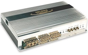 Genesis Car Audio Amplifier